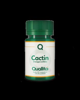 Cactin - Drenagem Linfática 500mg Com selo de autenticidade Galena