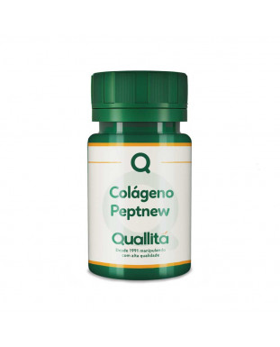 Colágeno Peptnew PRO® 8g – Verisol cápsulas – Colágeno específico para a pele. Reduz rugas e melhora a elasticidade da pele.