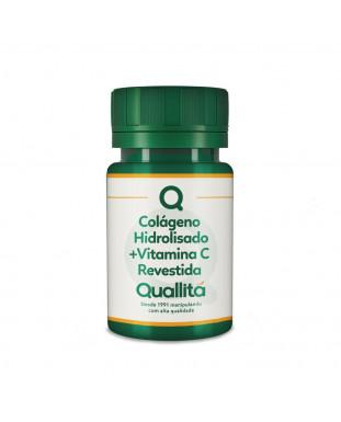 Colágeno hidrolisado 1000mg +Vitamina C 500mg – Cápsulas