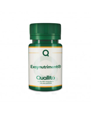 Exsynutriment® 150mg O poder do silício orgânico no combate ao envelhecimento. *Com selo de autenticidade.