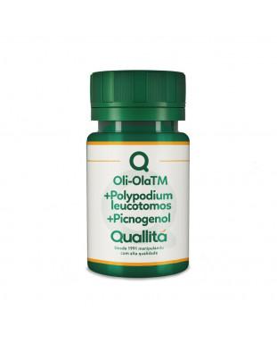 Oli-OlaTM 250mg + Polypodium leucotomos 200mg + Picnogenol 50mg