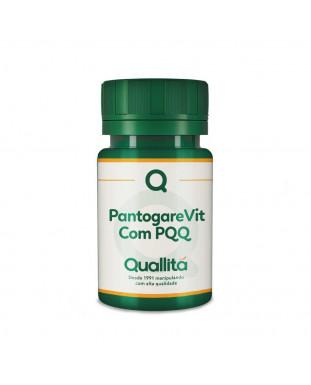 PantogareVit Com PQQ 5mg – Composto Anti -queda e Anti-cabelos brancos.