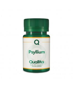 Psyllium 500 mg em Cápsulas.