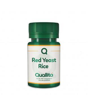 Red Yeast Rice – 300mg - Controle o nível de lipídeos naturalmente